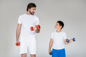 Prevent Eye Disease by Exercising with Family Regularly